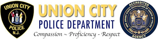 Union City Police Department Logo